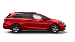 Vauxhall New Astra Sports Tourer